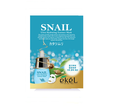 [Ekél] Ultra Hydrating Essence Mask - Snail