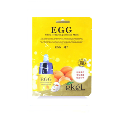 [Ekél] Ultra Hydrating Essence Mask - Egg
