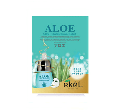 [Ekél] Ultra Hydrating Essence Mask - Aloe