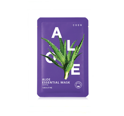 [About me] Essential Mask - Aloe