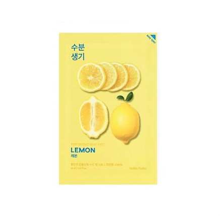 [Holika Holika] Pure Essence Maske - Lemon