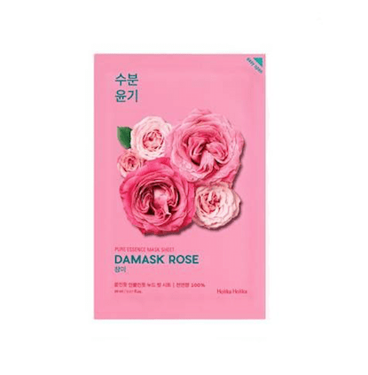 [Holika Holika] Pure Essence Maske -  Rose