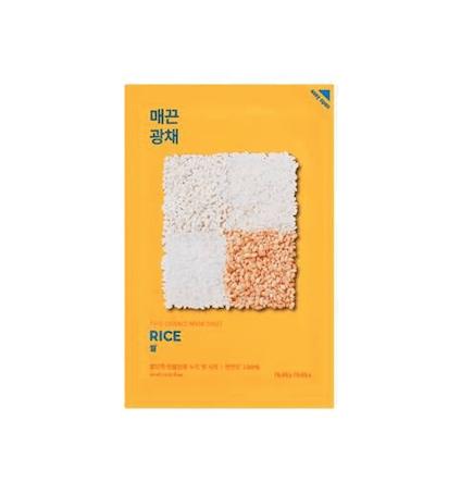 [Holika Holika] Pure Essence Maske - Rice