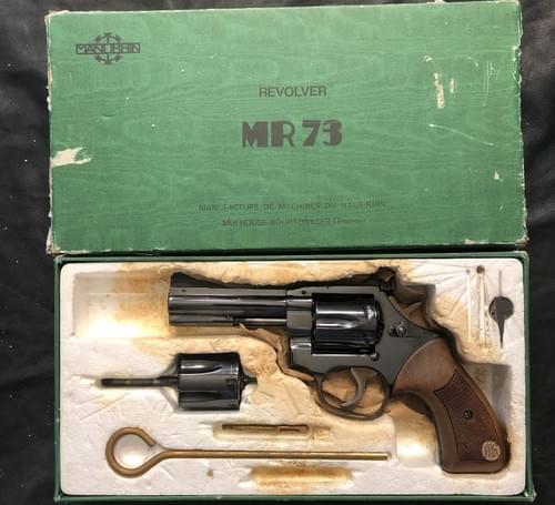 "MANURHIN MR73 GENDARMERIE 4"" - 1979"