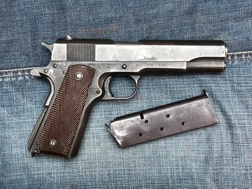 ITHACA 1911 - 45 ACP