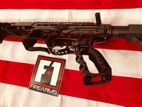 F-1 FIREARMS - BDRX-15 MIDNIGHT