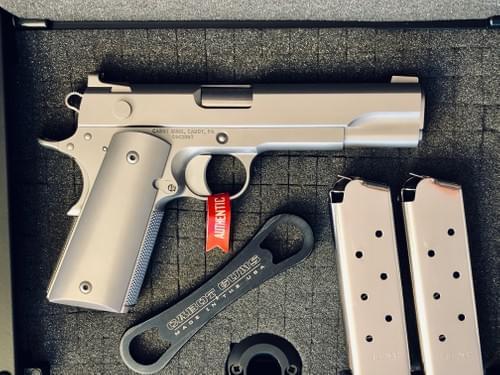 CABOT GUNS - The ICON