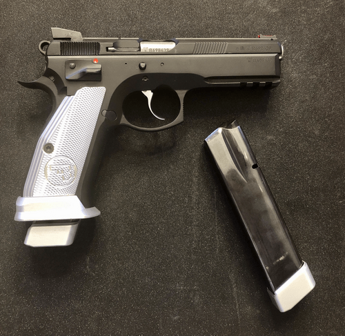 CZ 75 SHADOW SP-01 en 9x19