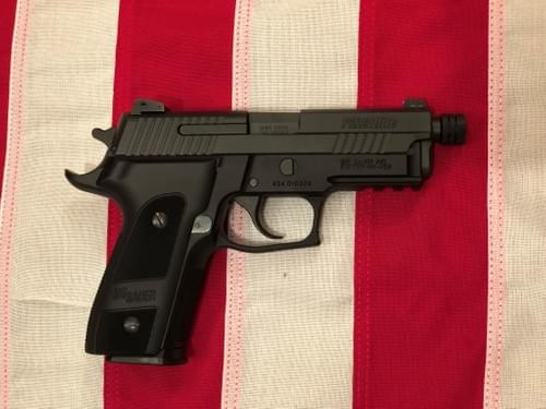 SIG SAUER P229 ELITE canon Fileté
