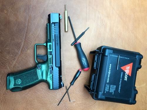 CANIK TP9 SFX Custom