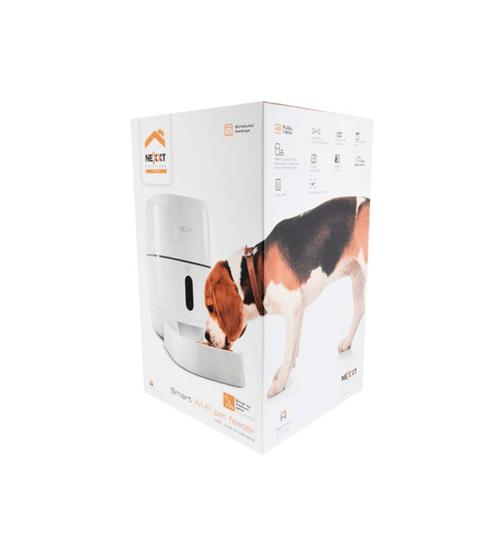 Alimentador de mascotas inteligente - NEXXT Solutions
