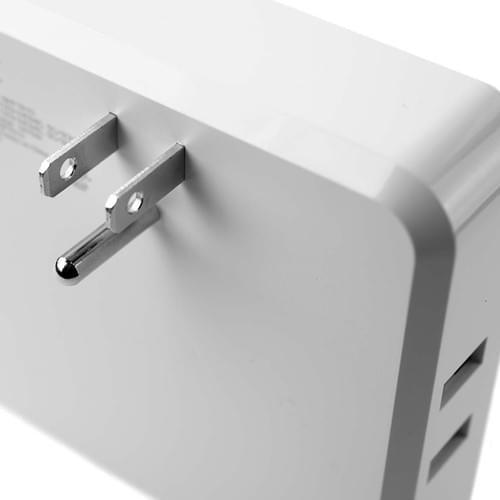 Enchufe Wifi 4 Tomas y 4 USB - NEXXT Solutions