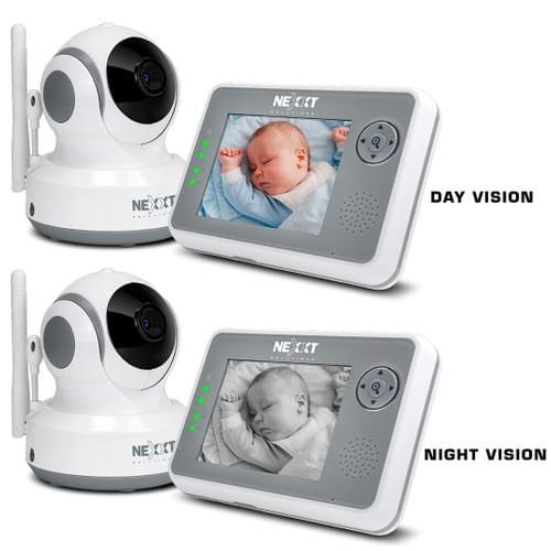 RooMate · Monitor Wifi con Cámara Inteligente para Bebés - NEXXT Solutions