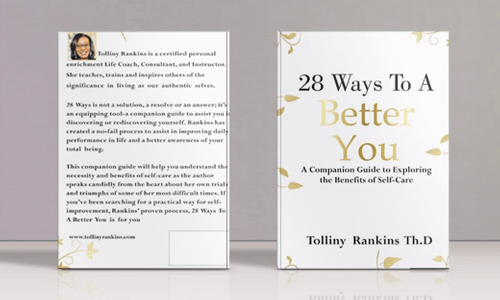 28 Days To A Better You