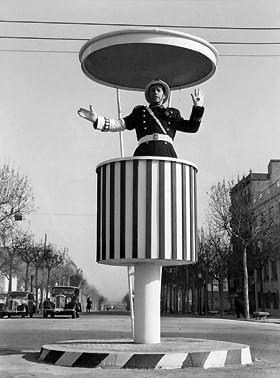 Guardia urbano - Barcelona 1962