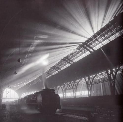 Català-Roca, Estación de Francia - Barcelona 1950