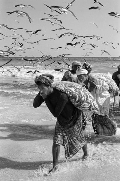 Pescadores de Oman