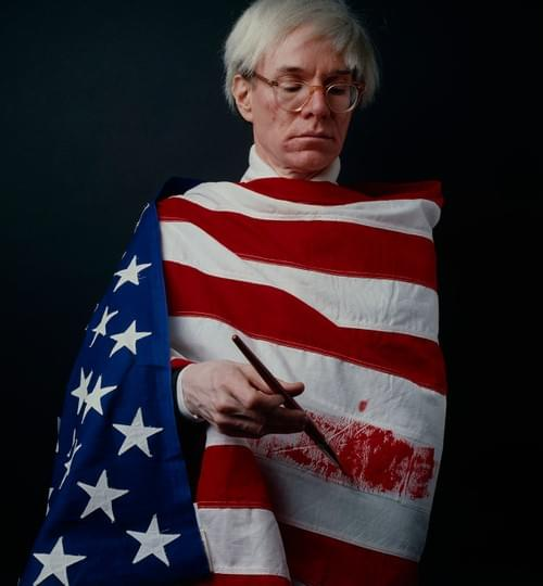La Bandera, Andy Warhol, 1983