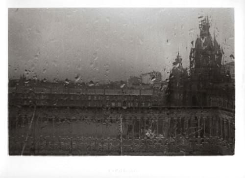Lluvia en Maria Pita, 1988