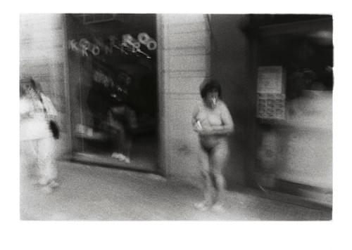 Fumadora Desnuda, 1989