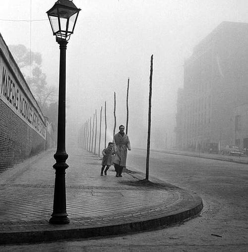 Català-Roca, La sombra del viento, ca. 1953