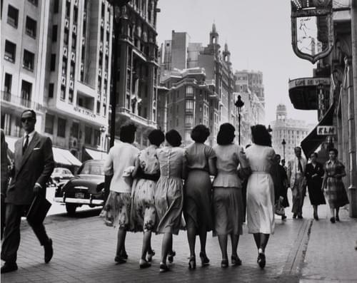 Gran Vía, 1952