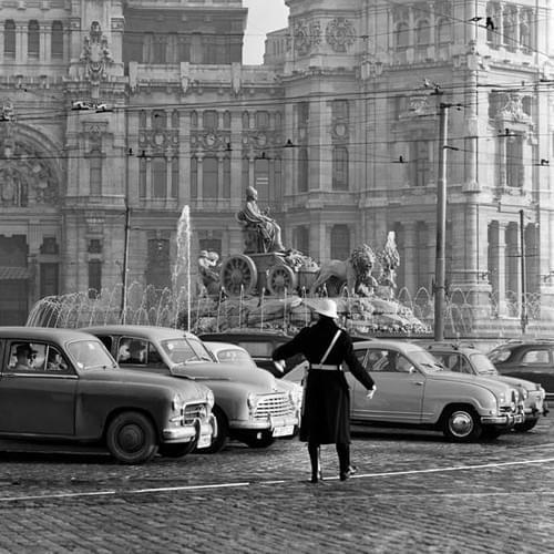 Cibeles, ca. 1950