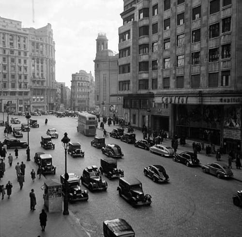 Català-Roca, Capitol, ca.1950