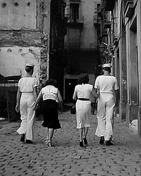 Català-Roca, Marinero, 1952