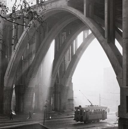 Català-Roca, Viaducto calle Bailén - Madrid 1953/54