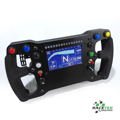 Formula / LMP2 style wheel