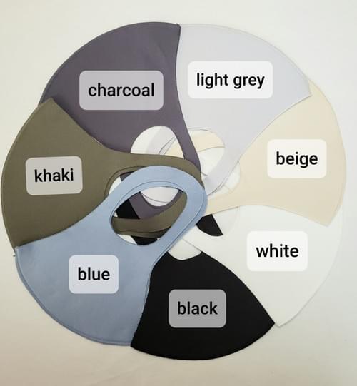 Pastel mask (3masks/pack)