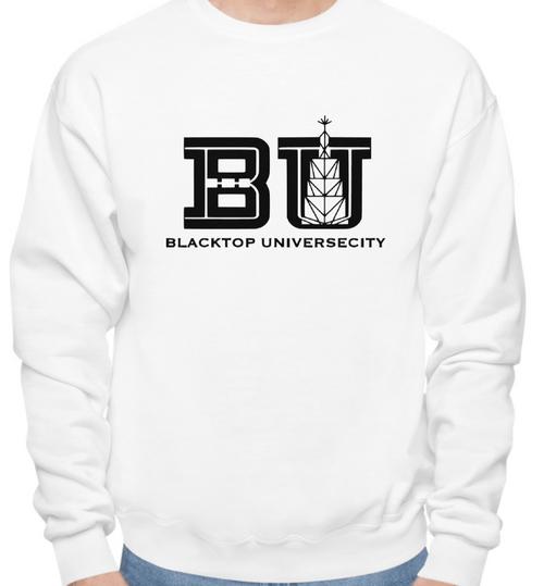 BU Crew Neck Sweater