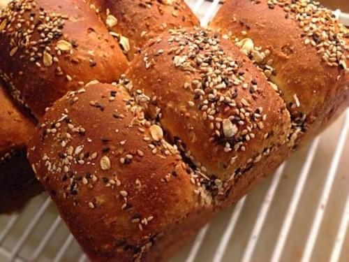 雑穀パン【冷凍発送】