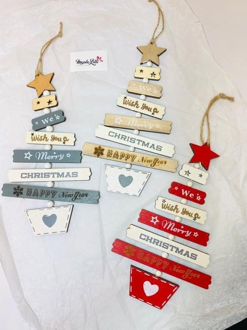 Festive pendant/ hanging decoration