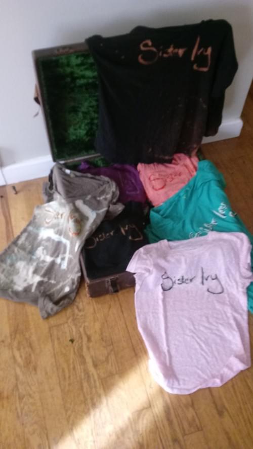 """Sister Ivy """"T"""" shirts"""