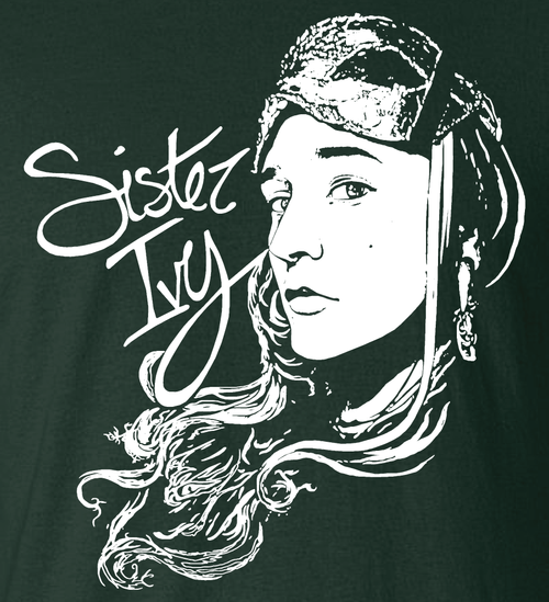 Sister Ivy Screen-Printed Shirts