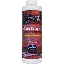 Stain & Scale Control - Salt Water Pool Enhancer