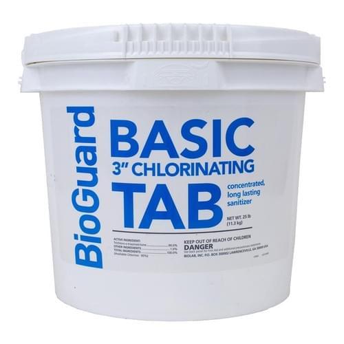"Basic Tabs 3"" - 25#"