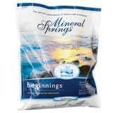 Mineral Springs Beginnings