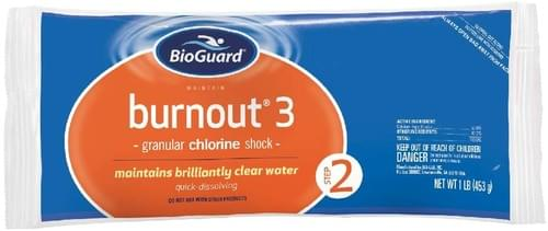 Burn Out  - 1# Bag
