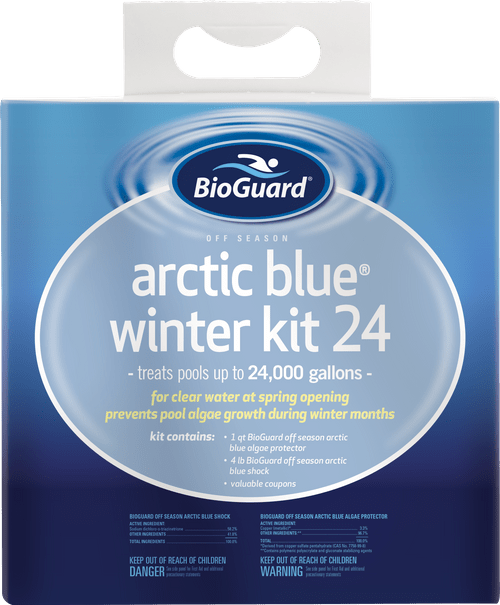 Arctic Blue Winter Kit 24