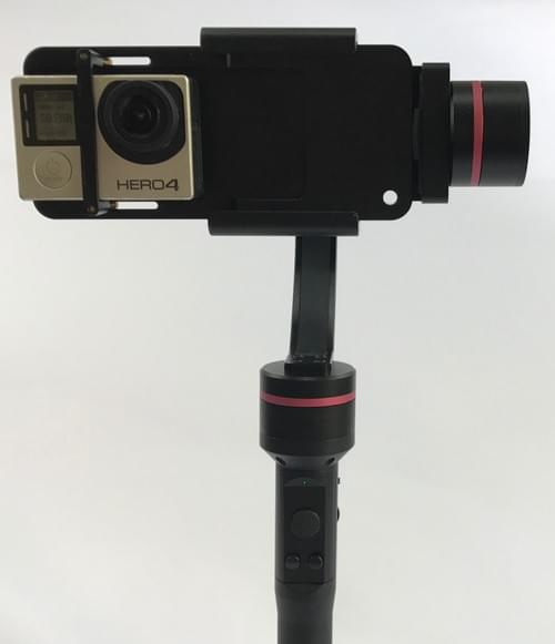 GoPro Mount Plate for Shining Gimbal S1/S2
