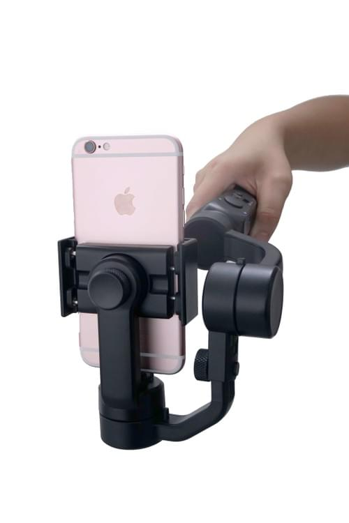 Gimbal S3/S3+ Best 3-axis Gimbal Stabilizer for Mobile Phone and GoPro(Better than Smooth Q)