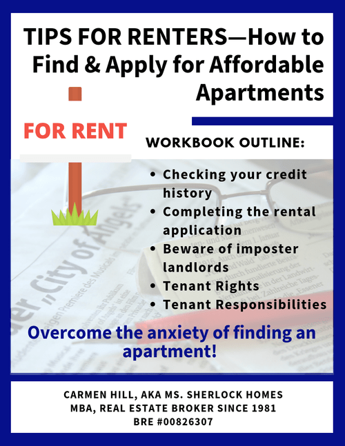 Tips for Renters—How to Find & Apply for Affordable Apartments