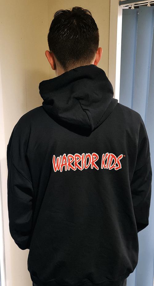 Warrior Kids Hoodie - Adult