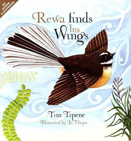 Rewa find his Wings