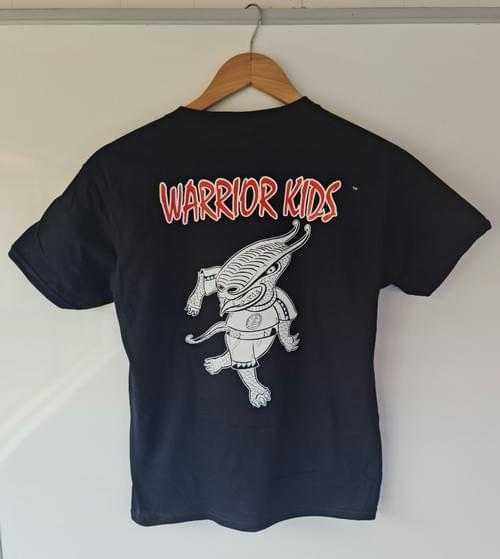 Warrior Kids T-shirt - Adult's Medium