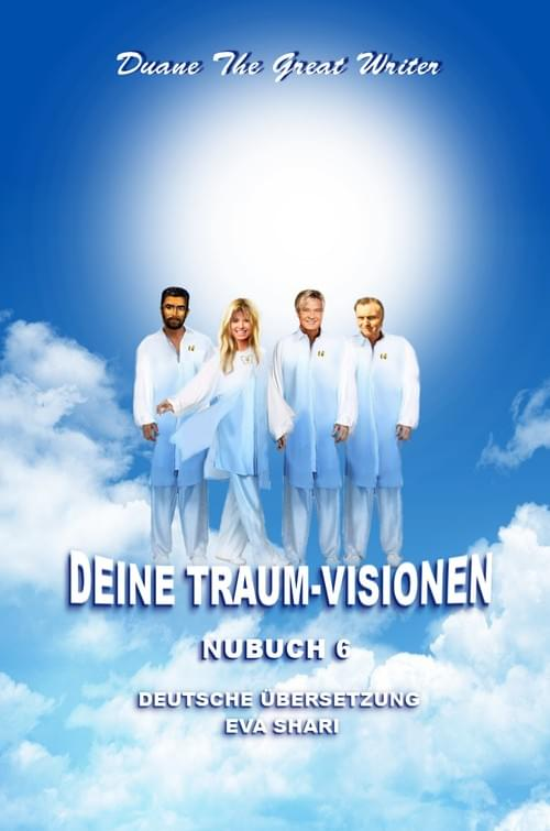 NUBUCH SECHS Deine Traum-Visione
