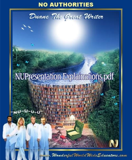 NUPresentation Explainations pdf